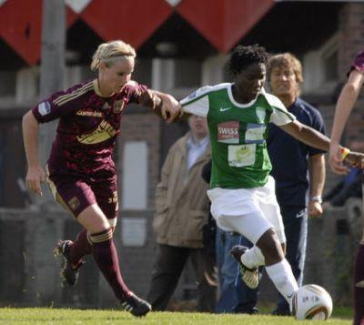 Amandine Henry et les Lyonnaises voudront enchaîner une vingtième victoire consécutive