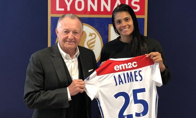 Sole Jaimes => O. Lyonnais