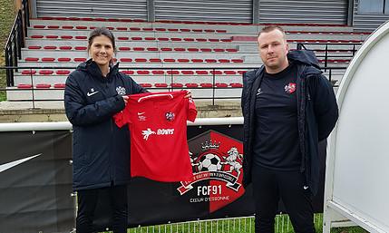 Maddie Bauer => FC Fleury