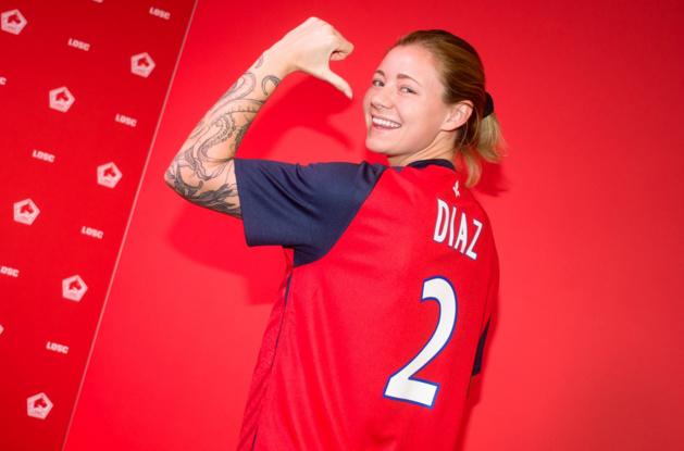 Diaz => Lille