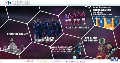 Footengo : bienvenue au groupe Carrefour