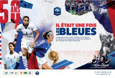Le Musée itinérant des Bleues inauguré ce samedi