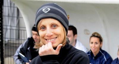 """Finale du Challenge de France : Sarah M'Barek : """"les filles sont motivées"""""""