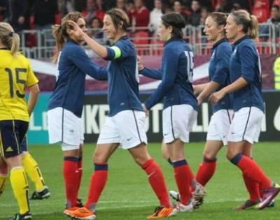Bleues : les 21 joueuses à St-Jean de Monts