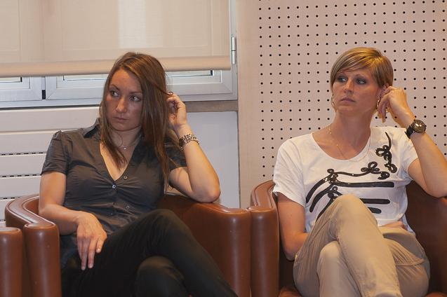 Gaëtane Thiney et Corine Franco disputeront leur première Coupe du monde avec les A