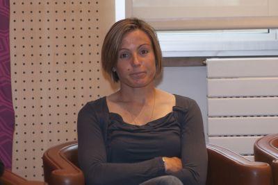 Sonia Bompastor participera à sa deuxième Coupe du monde après celle disputée aux Etats-Unis en 2003 (Photo : Eric Baledent/Le Moustic Production)