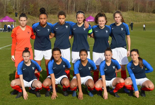 Le onze tricolore (photo Marielle Breton/FFF)