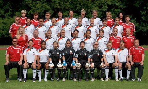 A domicile et tenante du titre, l'Allemagne n'aura pas le droit à l'erreur (photo DFB)