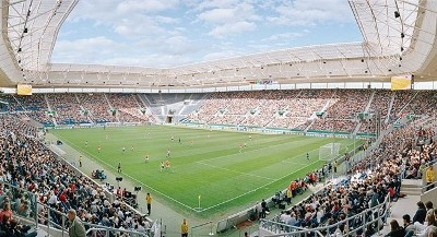 Le stade lors de son inauguration (source : fifa.com)