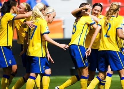 La Suède débute par une victoire méritée (photo : SVF)