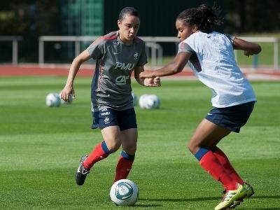 Sandrine Brétigny : « Si on m'avait dit que je fêterais mes 27 ans à la Coupe du monde... »