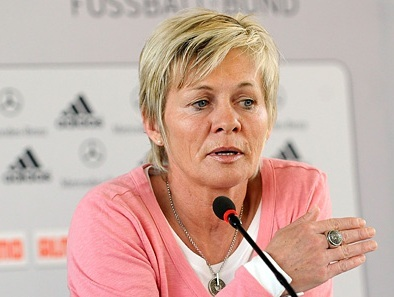 Silvia Neid (photo : DFB)