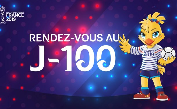 Coupe du Monde 2019 - J-100 : des animations à travers la France