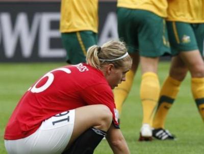 Le but de Thorsnes n'a pas suffi à la Norvège (photo : fotball.no)
