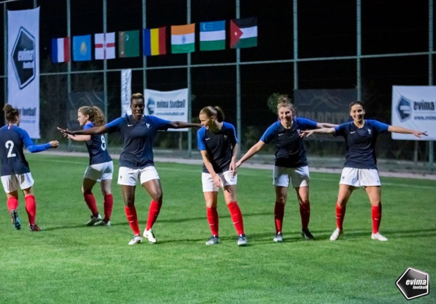Turkish Women's Cup - Succès 3-0 pour FRANCE B face au KAZAKHSTAN