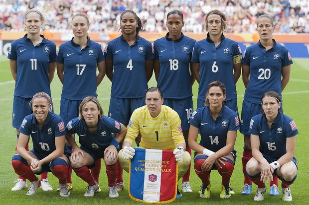 La France en demi-finale !