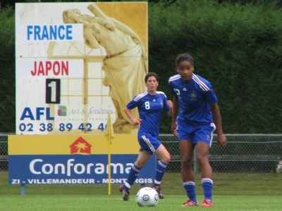 Françaises et Japonaises atteindront-elles la première fois une finale de Coupe du Monde (photo : Sébastien Duret)
