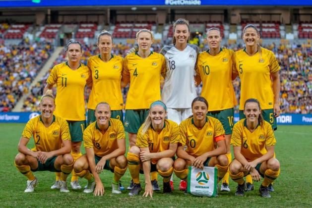 Deuxième victoire pour l'AUSTRALIE