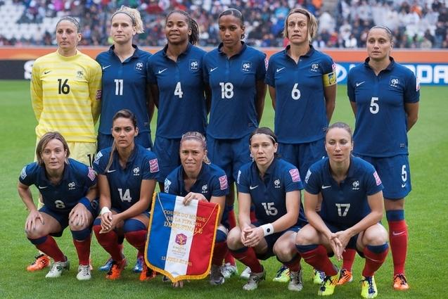 France - Etats-Unis : le match en photos
