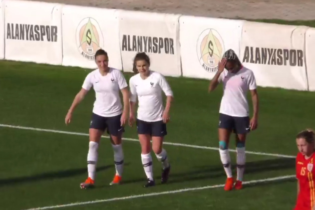 Turkish Women's Cup - La FRANCE déroule en finale face Ã* la ROUMANIE