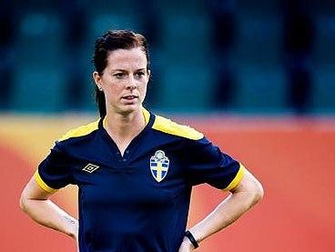 La Suédoise Schelin sera tout sauf une inconnue du côté français (photo : SVF)