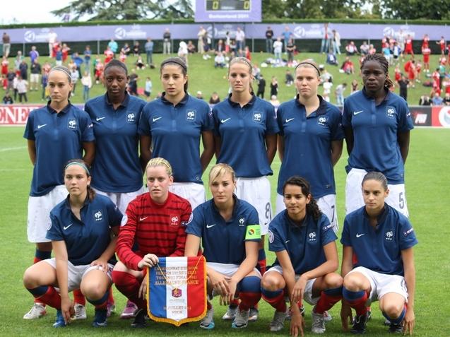 La France en finale après avoir sorti l'Allemagne