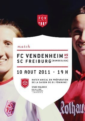 FC Vendenheim-Alsace (D2 féminine) 3185269-4555698