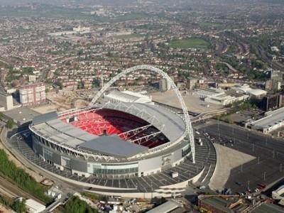 Wembley accueillera trois matchs dont la finale (photo : FIFA)