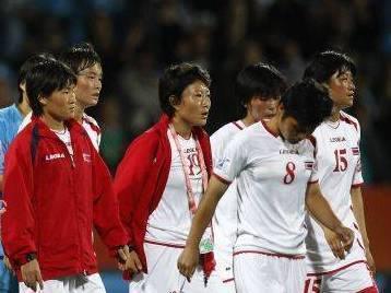 La Corée du Nord exclue de la prochaine Coupe du Monde