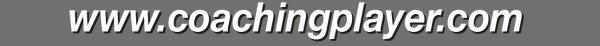 COACHING PLAYER - La première solution en ligne pour les entraîneurs de football...