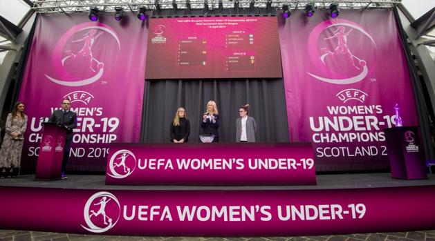 Euro U19 - La FRANCE hérite d'un bon tirage