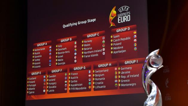 Euro 2021   Le calendrier des éliminatoires des Bleues