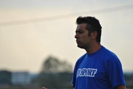 Patrice Degironde a pris les rênes de l'équipe cette saison