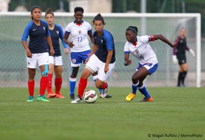 La France retrouvera Haïti mais les Allemandes et les Américaines absentes de cette 2e édition
