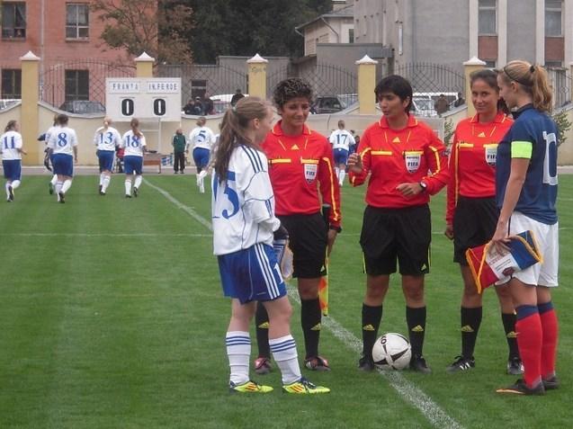 Le toss d'avant match (photos CD)