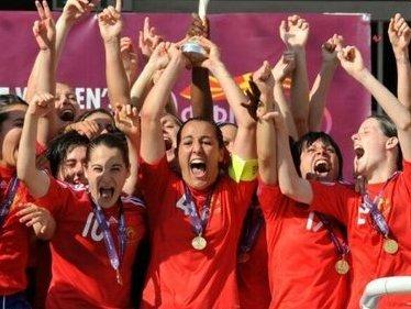 Kelly Gadea retrouve trois partenaires championnes U19 en 2010