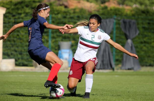 Bussy et les Bleuettes ont égalisé sur le fil (photos Hélène Dos Santos/Sud Ladies Cup)