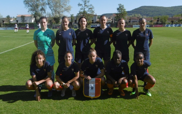 Sud Ladies Cup - Accrochée par le Mexique, la France leader à la confrontation directe