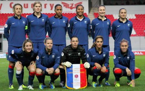 Equipe de France : les BLEUES cueillies à froid ont redressé la barre en seconde
