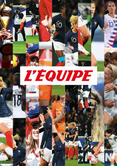 """Le dispositif de """"l'EQUIPE"""" pour la Coupe du Monde"""