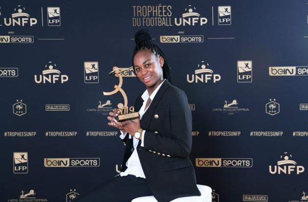 #D1F - UNFP : Dzsenifer MAROZSAN et Marie-Antoinette KATOTO conservent leur bien !