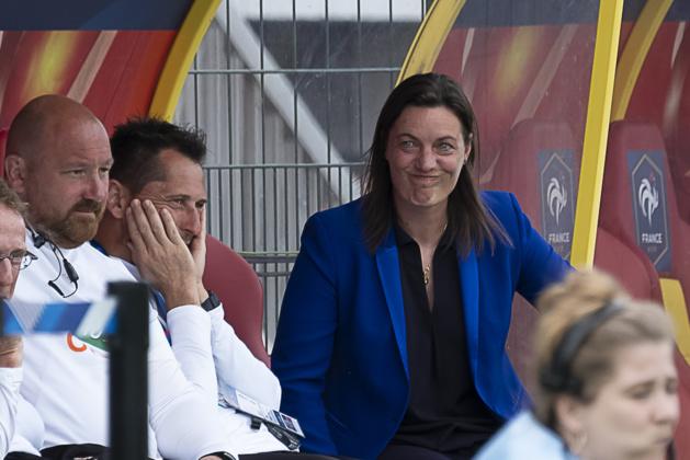 Bleues - La FRANCE en rodage s'impose face à la THAÏLANDE