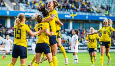 Coupe du Monde - Groupe F : Présentation de la SUEDE (9/24)
