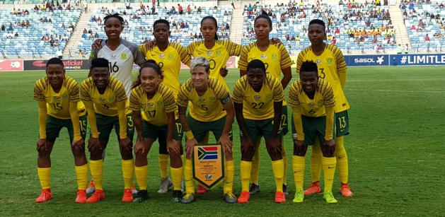 Coupe du Monde - Groupe B : Présentation de l'AFRIQUE DU SUD (10/24)