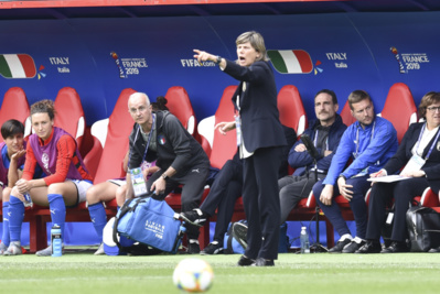 Milena Bertolini (photo Frédérique Grando/FOF)