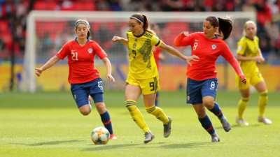 Asllani a marqué son 33e but en 128 sélections (photo FIFA.com)