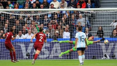 Vanina Correa a longtemps retardé l'échéance (photo FIFA.com)