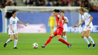 Sinclair n'a pas marqué ce soir (photo FIFA.com)