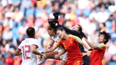 Peng Shimeng a fait le travail (photo FIFA.com)