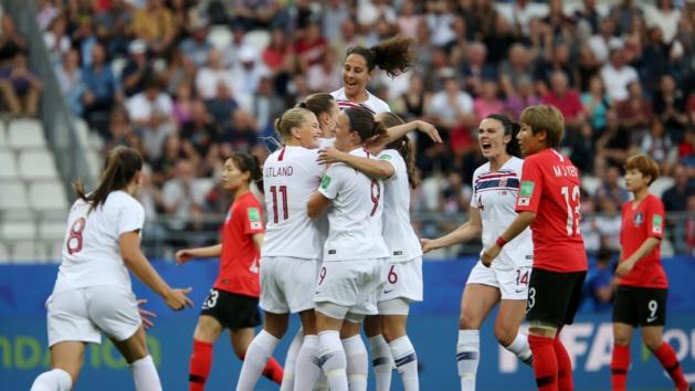 La Norvège s'imposent sur deux penalties (photo FIFA.com)